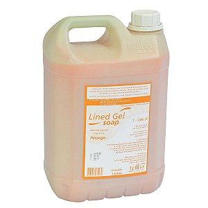 Sabonete Líquido Cremoso Pêssego Perolado 5 Litros