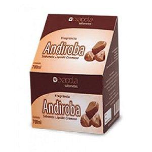 Sabonete Cremoso Andiroba 700ml