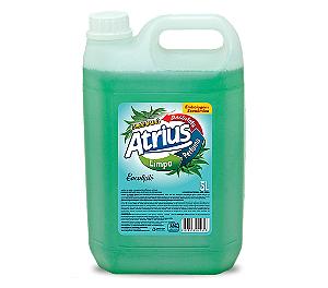 Desinfetante Atrius Eucalipto 5 L