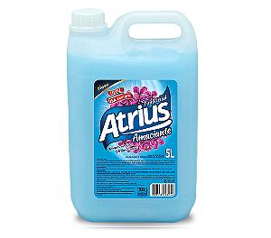 Amaciante Roupas Atrius Azul 5l - Tradicional