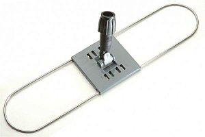 Armação De Metal Mop Pó Algodão 80 cm