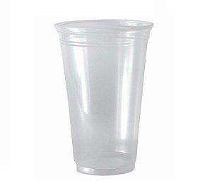 Copo Plastico 770 Ml Transparente Copobras Pp Pct 20