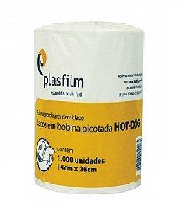 Bobina Plástica De Dogão 26X14Cm