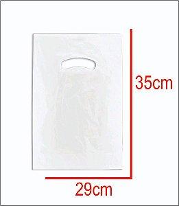 Sacola Plástica 29X35 Termica