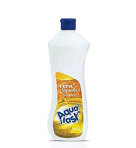 Cera Liquida Amarela Auto Brilho Aquafast 750ml