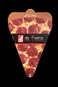 Suporte Fatia de Pizza