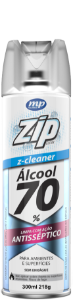 ZIP Z-Cleaner Álcool 70% Aerossol