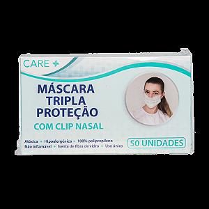 Máscara Tripla Proteção