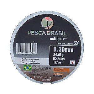 Linha Multifilamento Eclipse Pro 150 m Pesca Brasil