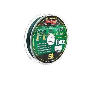 Linha Multifilamento Max Force PE 100 m Maruri