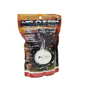 Munição para Airsoft Esfera 0,12 gramas Velozter NTK Tático