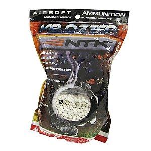 Munição para Airsoft Esfera 0,25 gramas Velozter NTK Tático