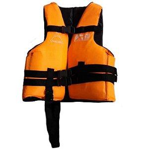Colete Salva Vida Esportivo 120 Kg Costa Marítima