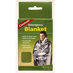 Cobertor de Emergência Trilhas & Rumos