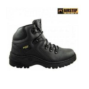 Bota Short Barrel Black 8820-1 Airstep