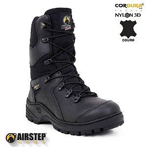 Coturno Militar Black Squad 8990-1 Airstep
