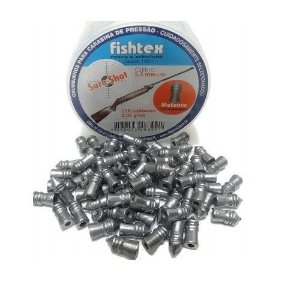 Chumbinho Attack 4,5 mm Fishtex