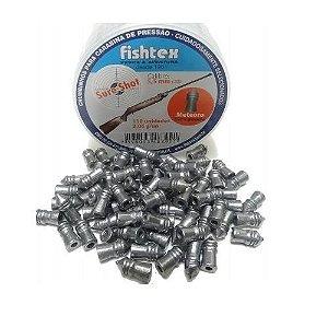Chumbinho Attack 4,5 mm Fishtex