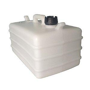 Tanque para Combustível 28 L RG Plásticos
