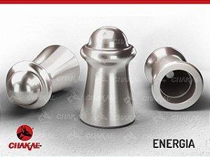 Chumbinho Energia Premium 5,5 mm Chakal