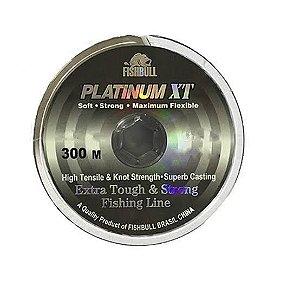 Linha Platinum XT 0,25 mm 300 m Fishbull