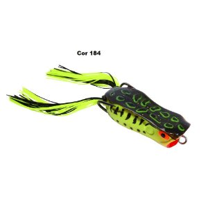 Isca Popper Frog 55 mm Marine Sports
