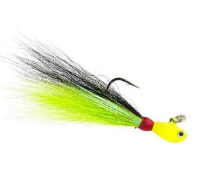 Isca Streamer Jig 10 g By Johnny Hoffmann Marine Sports