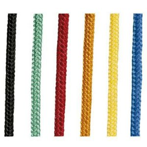 Corda Eco Friendly Rope P.E.T. Trançada 6 mm Itacorda