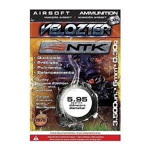 Munição para Airsoft Esfera 0,28 gramas Velozter NTK Tático