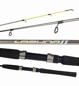 Vara Laguna II LA2-S602XH Molinete Marine Sports