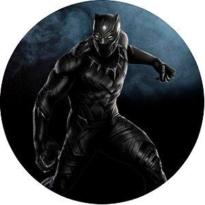 Capa Personalizada para Estepe Ecosport Crossfox Pantera Negra Marvel 12