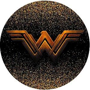 Capa Personalizada para Estepe Ecosport Crossfox Mulher Maravilha 8