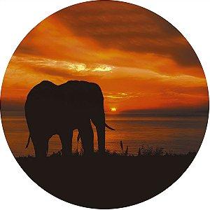 Capa Personalizada para Estepe Ecosport Crossfox Aircross Elefante