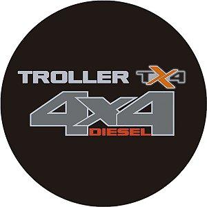 Capa Personalizada para Estepe Pneu Exclusiva Especial Troller 6