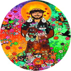 Capa Personalizada para Estepe Ecosport Crossfox Religioso São Francisco de Assis 4