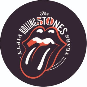 Capa Personalizada para Estepe Ecosport Crossfox Rolling Stones 50 Anos