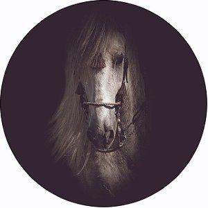 Capa Personalizada para Estepe Ecosport Crossfox Cavalo Branco