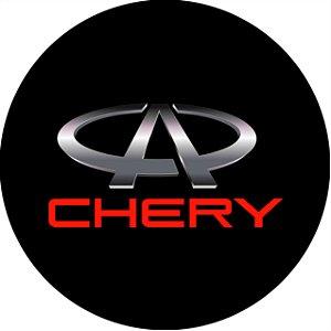 Capa Personalizada para Estepe Impermeável Resistente Estampa Chery 1