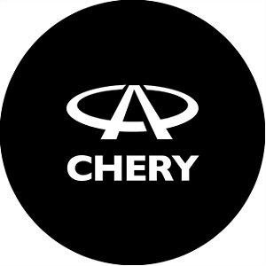 Capa Personalizada para Estepe Impermeável Resistente Estampa Chery 2