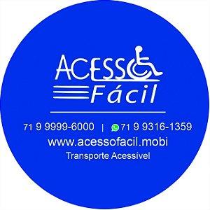 Capa Personalizada para Estepe Impermeável Resistente Estampa Acesso Fácil