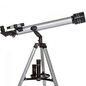 Telescópio Observação Terrestre e Celeste Ampliação 675x