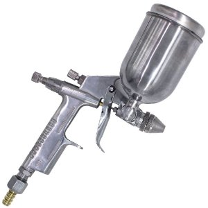 Pistola de Pintura K3 Gravidade 90 ml Bico 0,5 Ajustável Alumínio