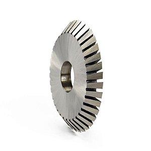 Disco Fresa Alto Rendimento Máquina Copiadora de Chaves 60x6 mm 36 Dentes