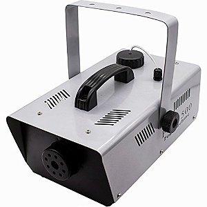 Máquina de Fumaça 1500w com Controle remoto
