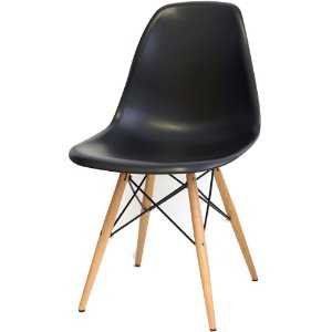 Cadeira Charles Eames Wood DSW