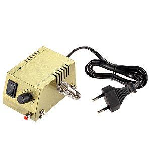 Micro Estação de Solda para smd, Smt, Dip, Joalhero, Micro Eletrônica