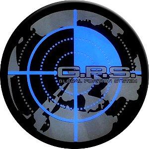 Capa Personalizada para Estepe Ecosport Crossfox Estampa GPS