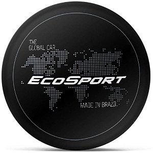 Capa Personalizada para Estepe Ecosport Crossfox Estampa Mapa