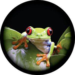 Capa Personalizada para Estepe Ecosport Crossfox Jimny Rã-de-Olho-Vermelho