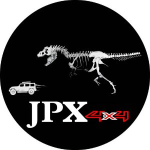 Capa Personalizada para Estepe Ecosport Crossfox Aircross Jeep JPX 4x4